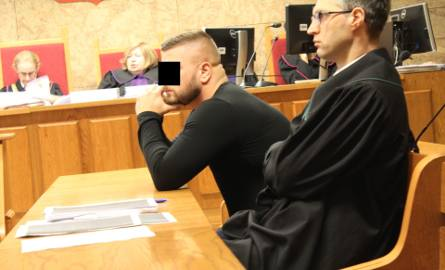 oskarżony Wojciech L