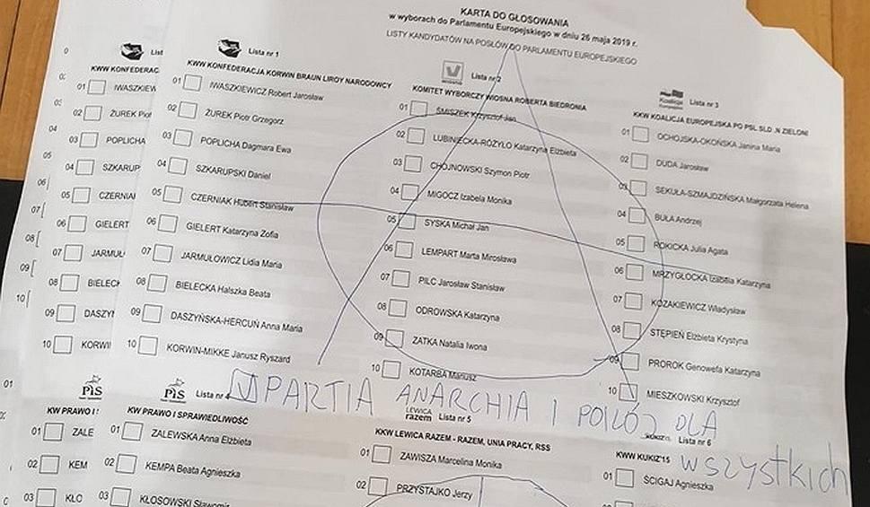 Film do artykułu: Wrocław: Poszedł na wybory zaprotestować, przypadkiem zagłosował na Wiosnę (ZOBACZ)
