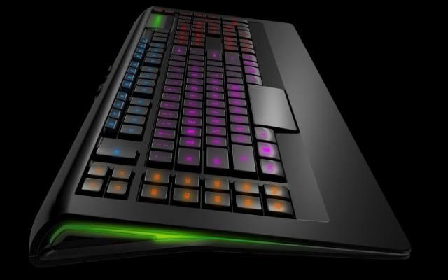 SteelSeries Apex: Szybka klawiatura dla graczy
