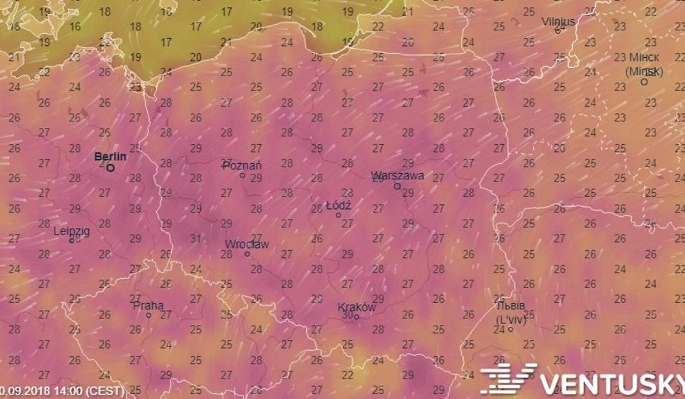 Film do artykułu: Pogoda na Jesień 2018: We wrześniu fala upałów. Ponad 30 st. i dużo słońca. Pogoda dzień po dniu. Afrykańskie upały we wrześniu do kiedy?