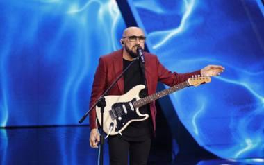 Grzegorz Skawiński to charakterystyczny głos i gitara grupy Kombii