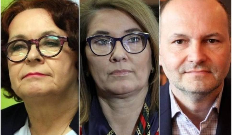 Film do artykułu: Eurowybory 2019. Najwięcej głosów w woj. lubelskim otrzymała Beata Mazurek, wicemarszałek Sejmu