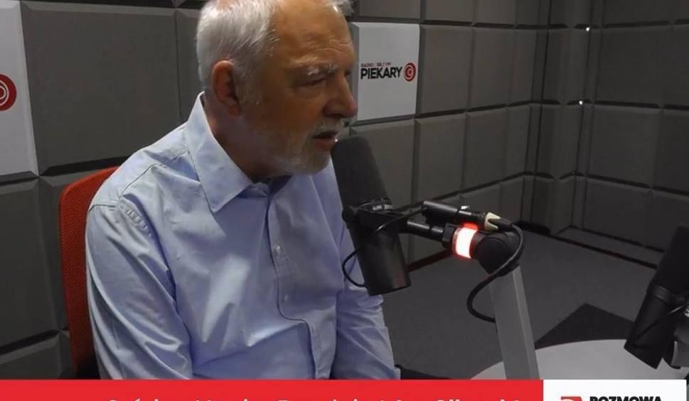 Film do artykułu: Jan Olbrycht: Rządy Polski i Węgier chcą zmienić Unię Europejską GOŚĆ DNIA DZ I RADIA PIEKARY