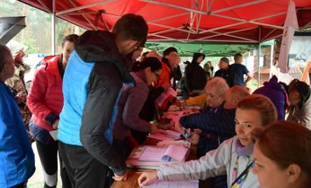 Impreza biegowa Zalew Biegaczy odbyła się w Poraju po raz drugi