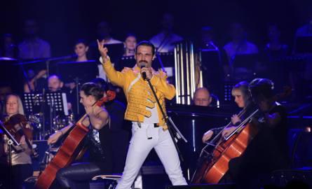 Freddie Mercury i Queen Symfonicznie! Zobacz niezwykły koncert!