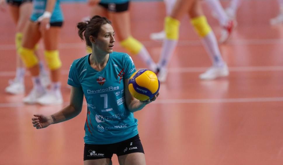 Film do artykułu: Jelena Blagojević, siatkarka KS Developres Rzeszów w przyszłości chciałaby być trenerem