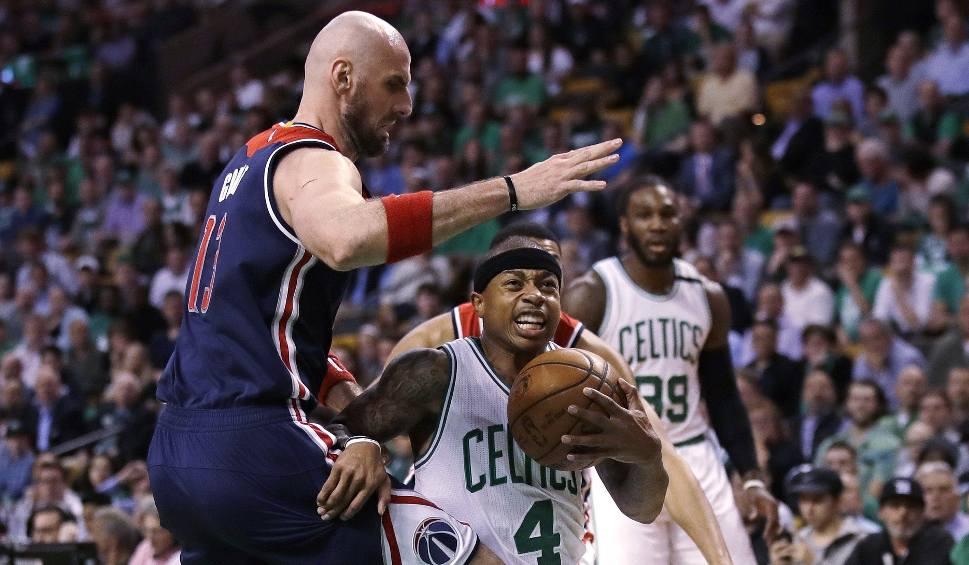 Film do artykułu: NBA: W starciu Washington Wizards - Boston Celtics znów jest remis