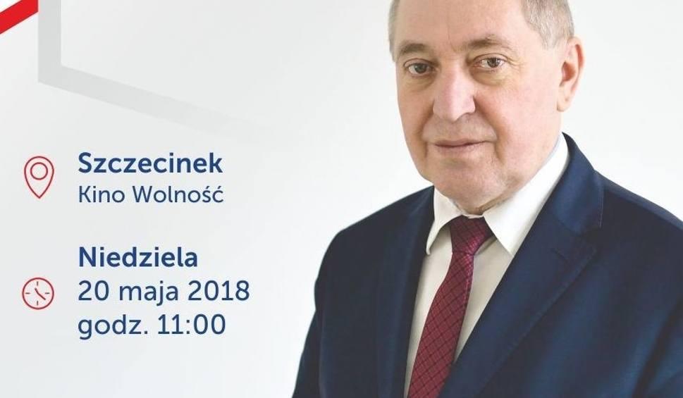 Film do artykułu: Minster środowiska przyjedzie do Szczecinka. Będzie spotkanie z mieszkańcami