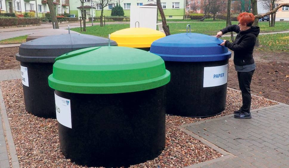 Film do artykułu: Nowe zamykane śmietniki w Koszalinie to kiepski pomysł. Czytelnicy narzekają