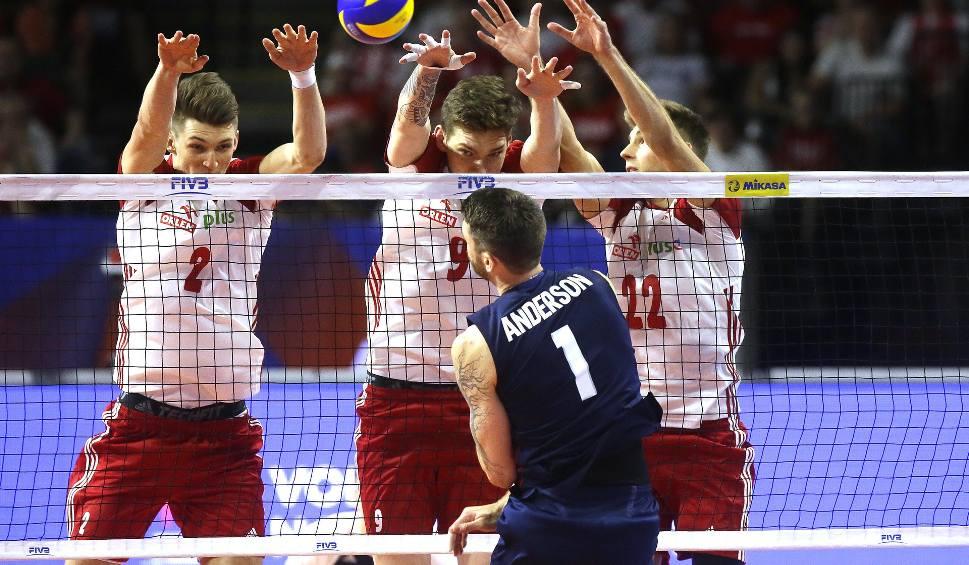 Film do artykułu: Liga Narodów: Polska - USA 0:3 Druga z rzędu porażka Biało-Czerwonych