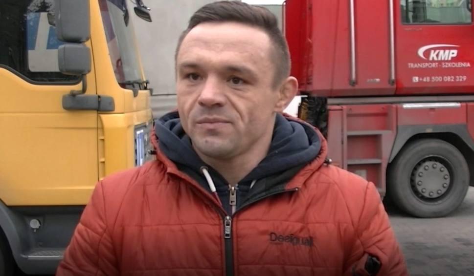 Film do artykułu: (WIDEO) Michał Pach przed swoją walką w Radomiu