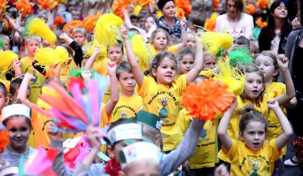 Film do artykułu: Przedszkolaki też mają swoje święto w Zielonej Górze. I to jakie!