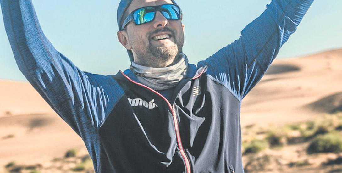 Jerzy Dudek wygrał Ligę Mistrzów, ale równie mocno stresował się przed 50 km biegiem w słońcu po Saharze