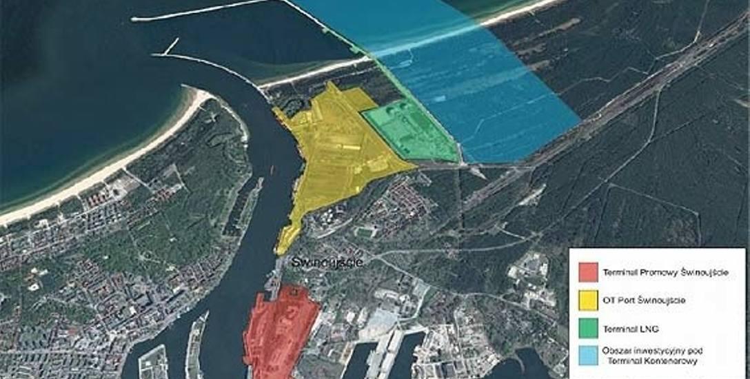 Budowa terminala kontenerowego jest planowana na 2025-27 rok
