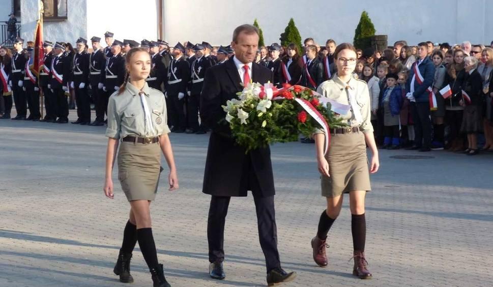 Film do artykułu: W Piekoszowie świętowano 100-lecie odzyskania przez Polskę niepodległości