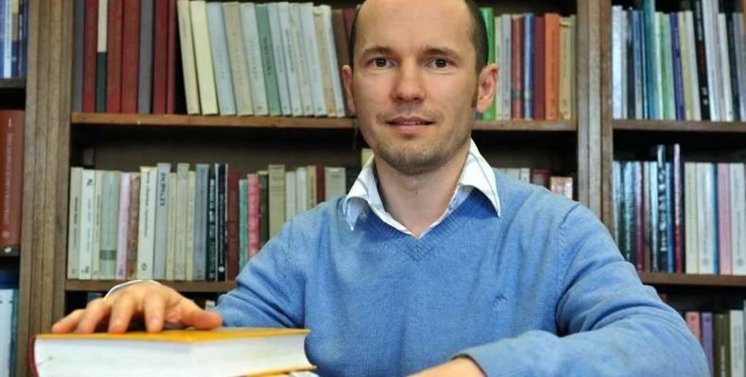 Dr Marcin Florkowski, psycholog