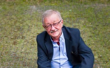 prof. Andrzej Górniak z  Katedry Ekologii Wód na Wydziale Biologii Uniwersytetu w Białymstoku