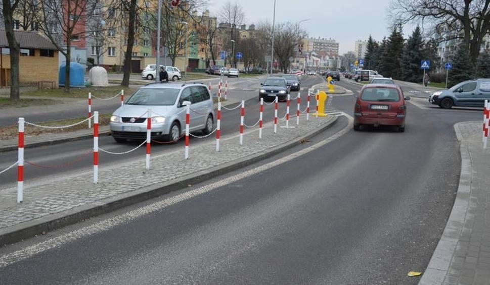 Film do artykułu: Mieszkańcy Stalowej Woli narzekają na słabe oświetlenie zmodernizowanej ulicy Poniatowskiego