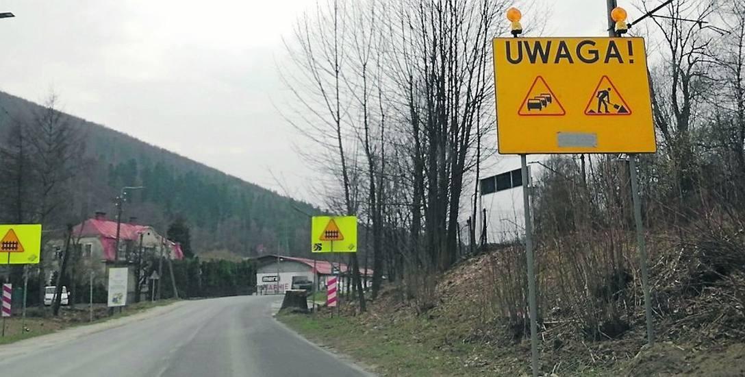 Przez najbliższe trzy lata, dojeżdżając do Wisły, trzeba liczyć się z utrudnieniami