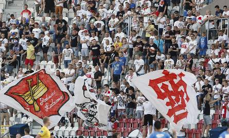 ŁKS Łódź gra z Gwardią. Łodzianie wracają do Koszalina po 47 latach