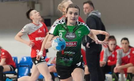Agnieszka Kowalska w tym sezonie ligowym zdobyła jak na razie 19 bramek dla biało-zielonych