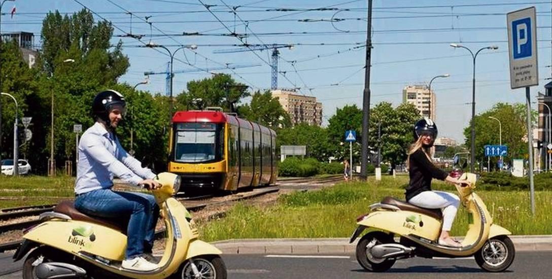 E-skutery wjadą do Łodzi wiosną! Można będzie je wypożyczać...