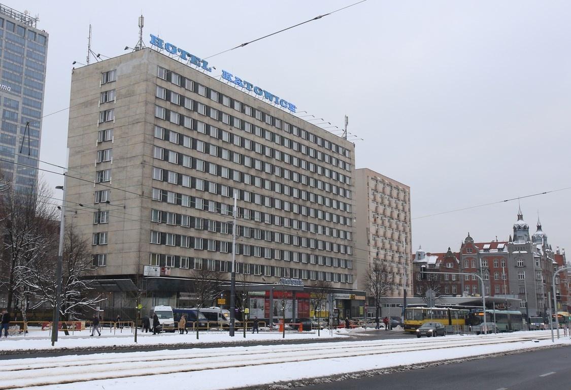 Katowickie hotele, czyli luksus nad Rawą