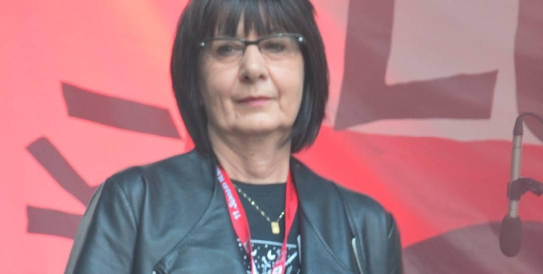 Alicja Andrulewicz mówi, że formuła festiwalu bluesowego sprawdziła się. Świadczą o tym tłumy gości