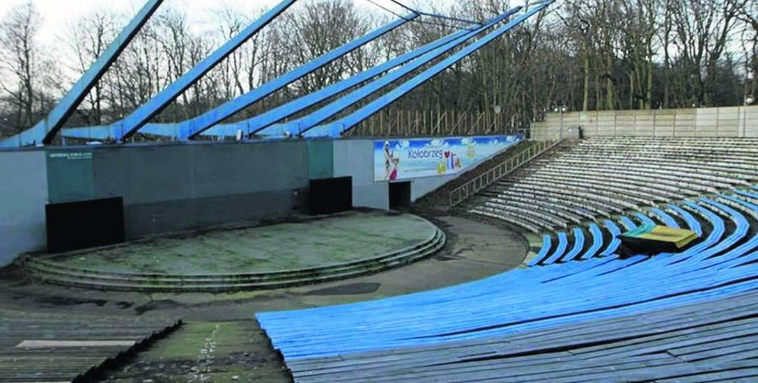 Nowy amfiteatr powinien mieć część sezonową i całoroczną. Tę pierwszą koniecznie zadaszoną