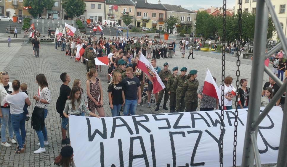 Film do artykułu: Ostrowiec uczcił pamięć Powstania Warszawskiego