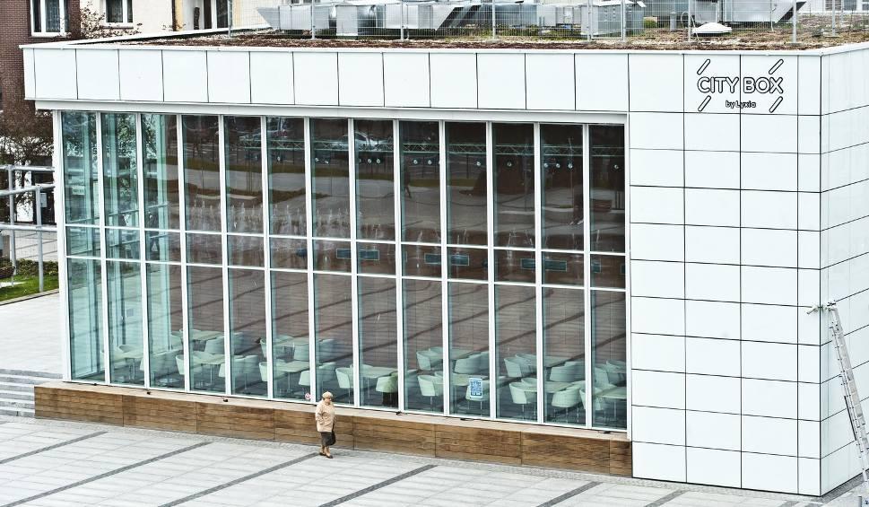 Film do artykułu: Jest nowy najemca pawilonu City Box w Koszalinie. Ma 26 lat