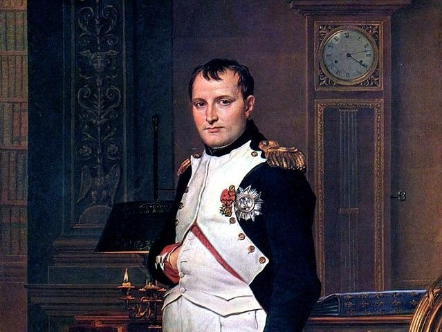 Napoleon Bonaparte - cesarz Francuzów