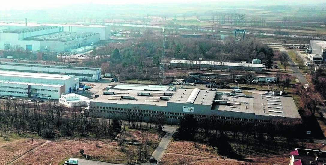 """Inwestycja poprawi sytuację komunikacyjną firm działających na terenie Parku Przemysłowego """"Metalchem"""", ale sprawi też, ubędzie tam"""