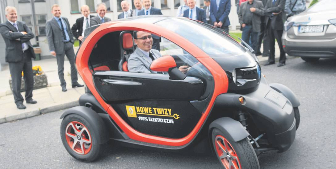 Konferencje, pokazy na temat ekologicznych pojazdów cieszą się zawsze dużą popularnością