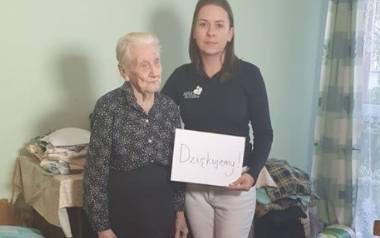Bielska Fundacja Serce dla Maluszka zorganizowała zbiórkę dla pani Ewy