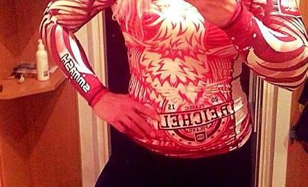 Polska strongwoman Sylwia Reichel z Cross Gym Grudziądz już przymierzyła strój reprezentacyjny, w którym wystąpi w Arnold Classic World w USA