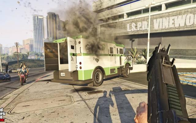 Grand Theft Auto V: Premiera na PlayStation 4 i Xbox One (wideo)
