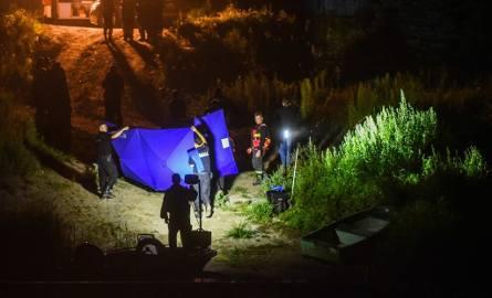 Ciało odnaleziono w Warcie w poniedziałek wieczorem