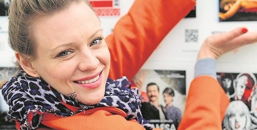 Choć tak naprawdę Magdalena Boczarska nie przypomina z wyglądu Michaliny Wisłockiej, stworzyła ciekawą kreację