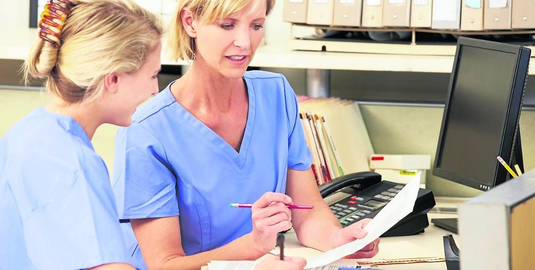 Nowe normy to kłopot szpitali. Pilnie szukają 400 pielęgniarek na Pomorzu