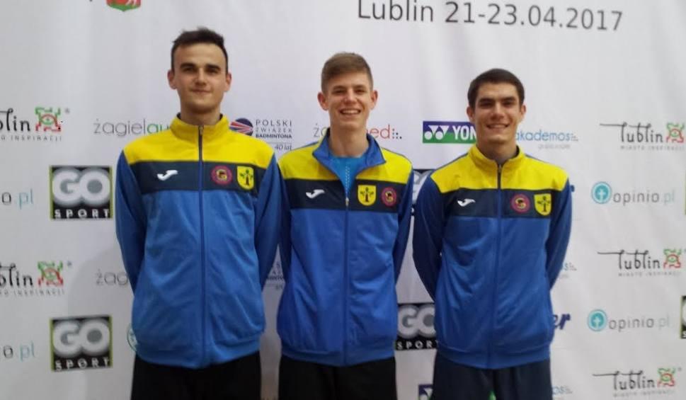 Film do artykułu: Trzy medale badmintonistów Stali Nowa Dęba w Młodzieżowych Mistrzostwach Polski