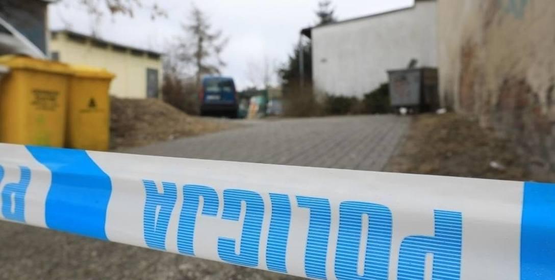 Psycholog z KMP w Bydgoszczy została uduszona. Podejrzanym jest mąż