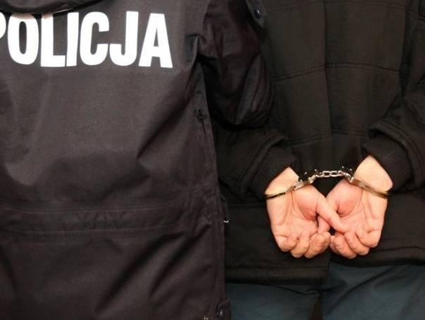 Policyjny pościg za złodziejem samochodu w Łodzi [WIDEO]