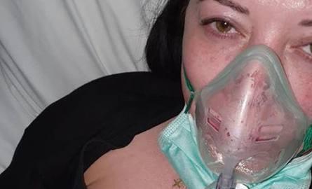 Relacja z Koszarowej: Tu jest przerażająco! Bałam się jak cholera, że się uduszę!