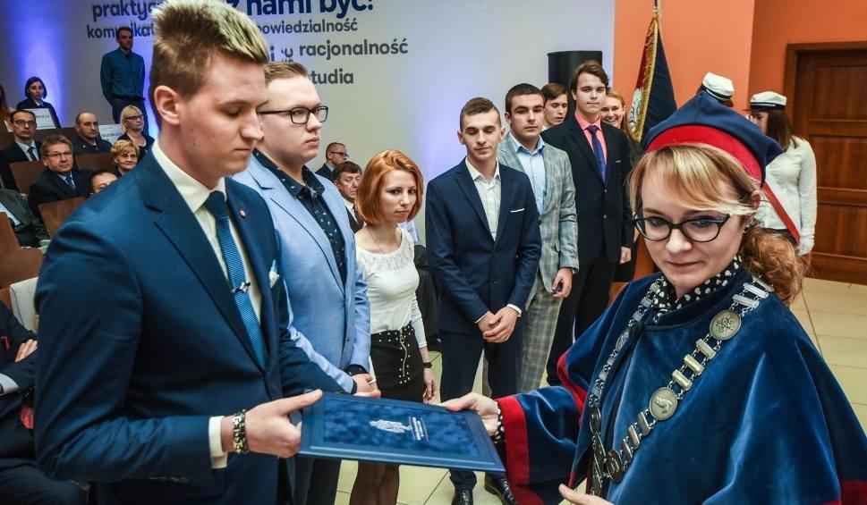 Film do artykułu: Inauguracja roku akademickiego 2018/2019 na WSB w Bydgoszczy [zdjęcia]