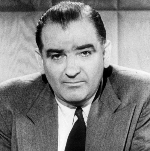Joseph Raymond McCarthy.