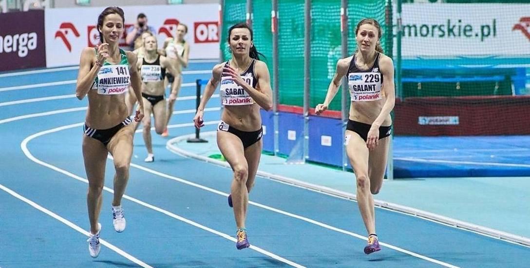 Anna Sabat (środku) liczy na występ w mistrzostwach Europy.
