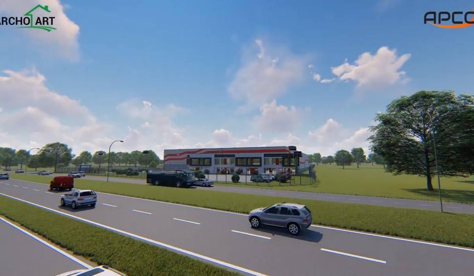 Film do artykułu: Nowy zakład w strefie ekonomicznej w Jędrzejowie! Zobacz jak będzie wyglądał. Firma APCO będzie produkowała wyroby z aluminium (WIDEO)