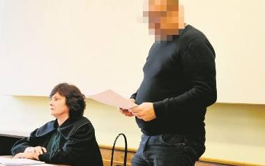 Maciej K. przez ponad dwie godziny składał wyjaśnienia przed sądem. Nie przyznaje się do żadnego stawianego mu zarzutu