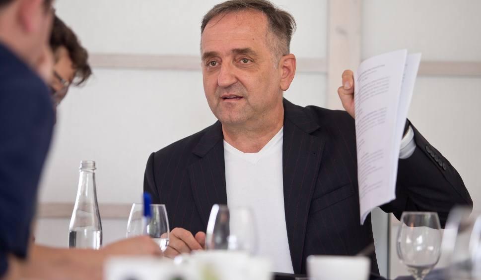 Film do artykułu: Grzegorz Ślak: Ostatnio żadnych rozmów z miastem o Śląsku Wrocław nie było